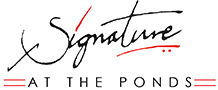Signature at the Ponds